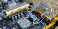 دمای CPU رایانه