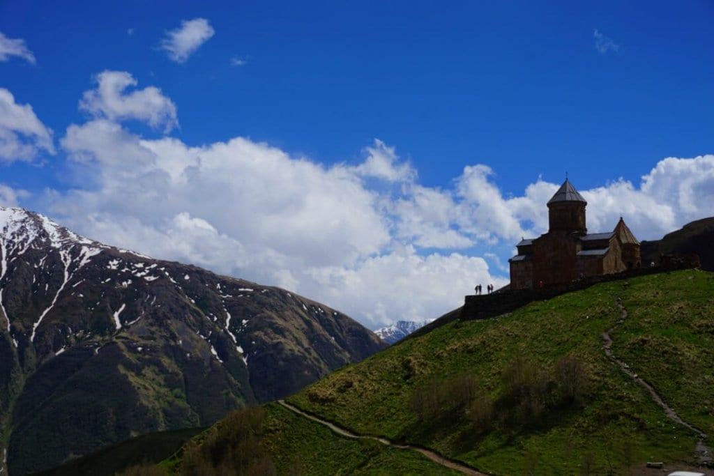 کازبگی / گرجستان