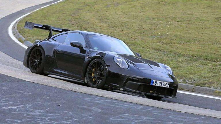 پورشه 911 GT3 RS