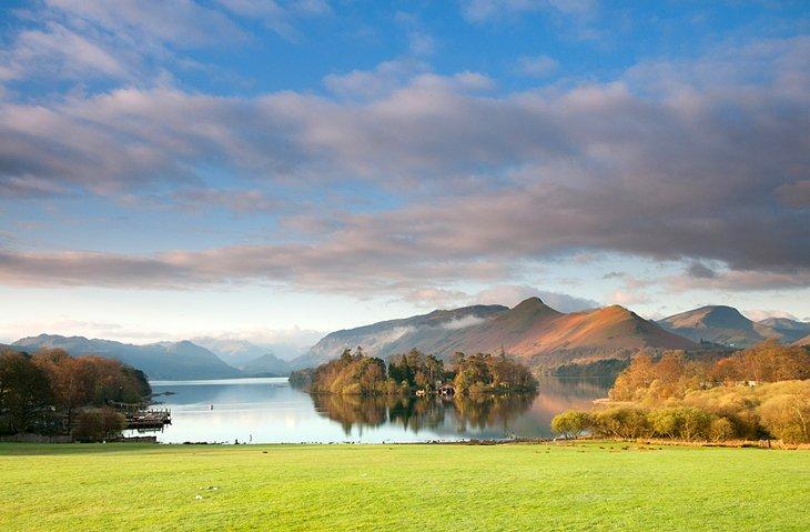 پارک ملی لیک دیستریک // جاذبههای گردشگری انگلستان