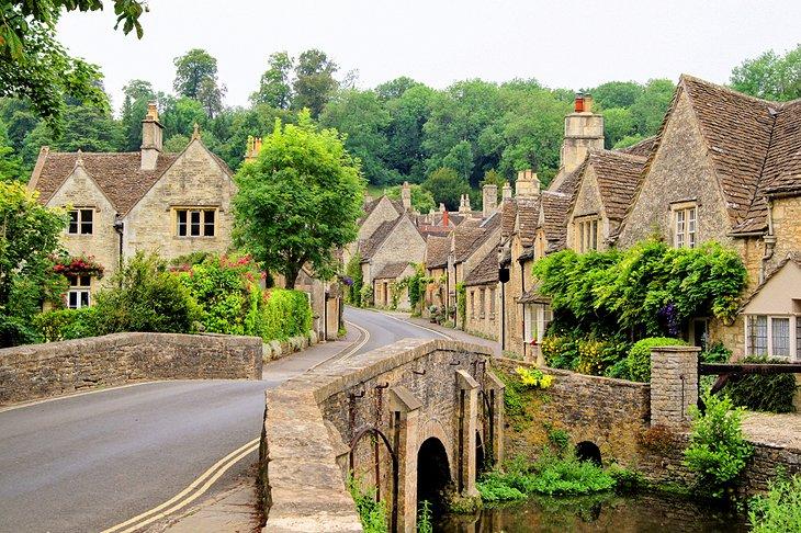 منطقه کاتسوولدز // جاذبههای گردشگری انگلستان