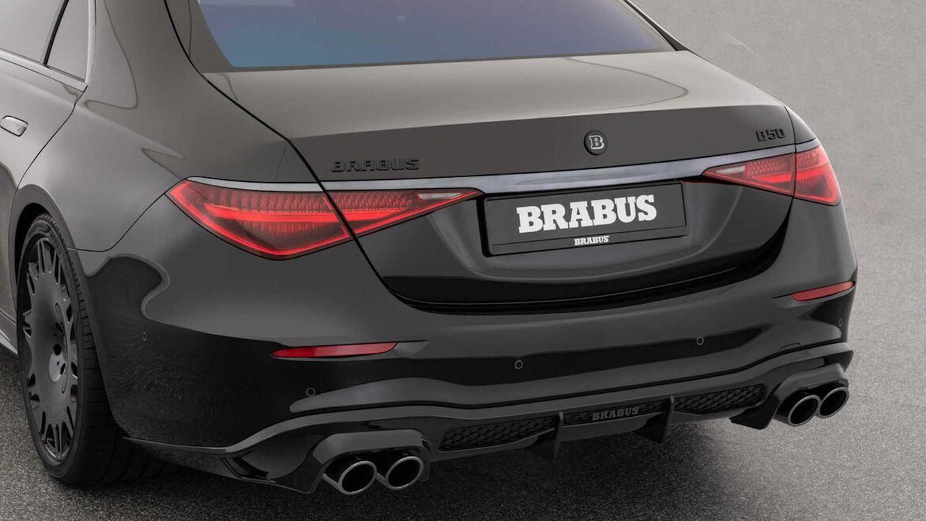 مرسدس بنز Brabus 500