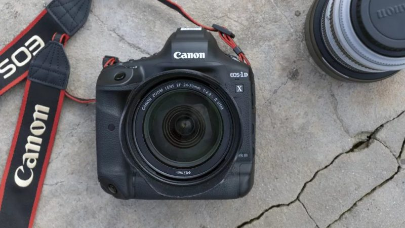 کانن EOS 1D X Mark III