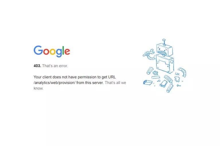 گوگل کاربران ایرانی را تحریم میکند