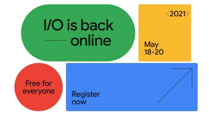 رویداد گوگل I/O