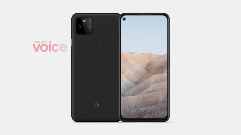 گوگل پیکسل 5G 5a