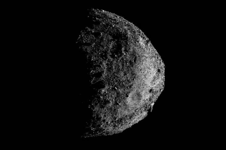 The Bennu asteroid