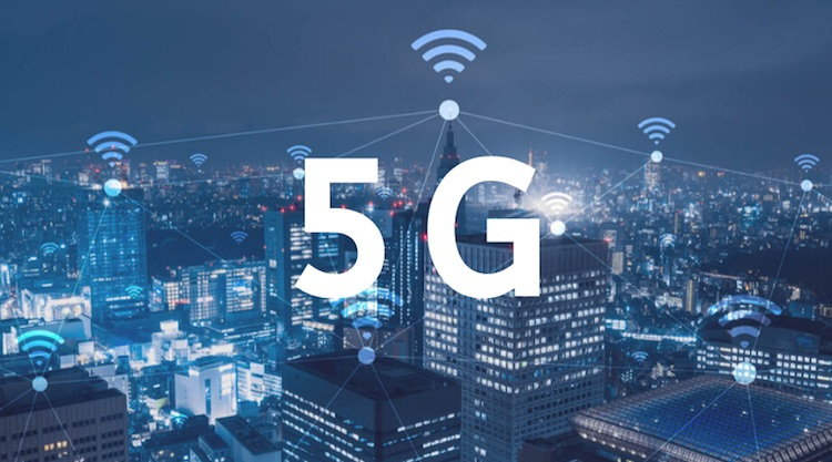 اینترنت نسل پنجم - 5G