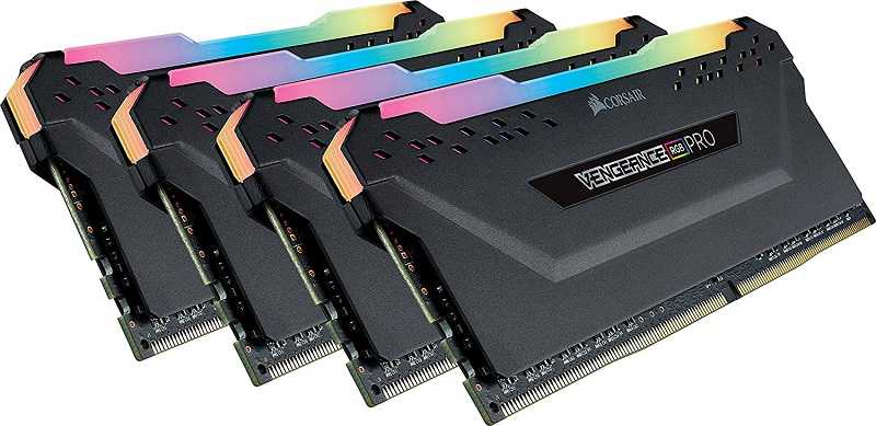 Corsair Vengeance RGB Pro DDR4-3200 (4 x 8GB)