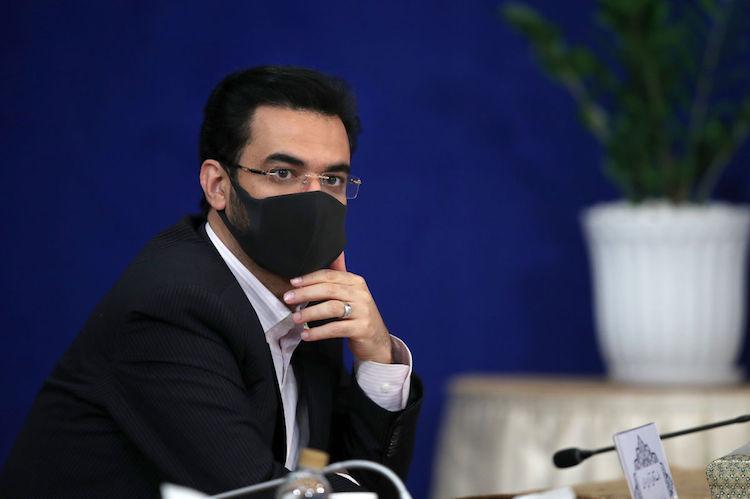 محمد جواد آذری جهرمی کلاب هاوس