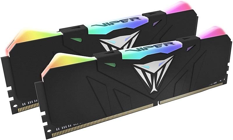 Patriot Viper RGB DDR4-3600 (2 x 8GB)