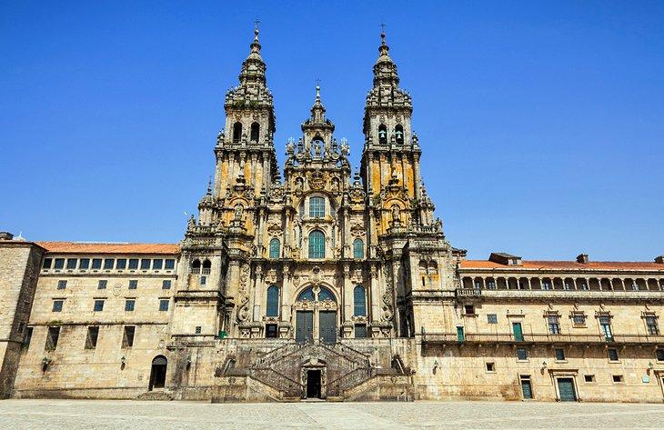 کلیسای جامع سانتیاگو ده کومپوستلا (Santiago de Compostela Cathedral)