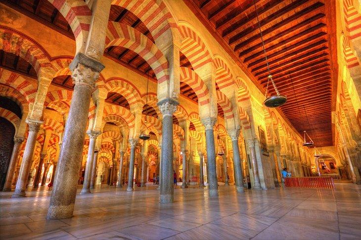 مسجد-کلیسای جامع قرطبه (The Great Mosque of Cordoba)