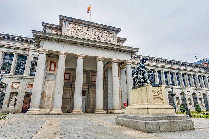 موزه پرادو (The Prado and Paseo del Artes)
