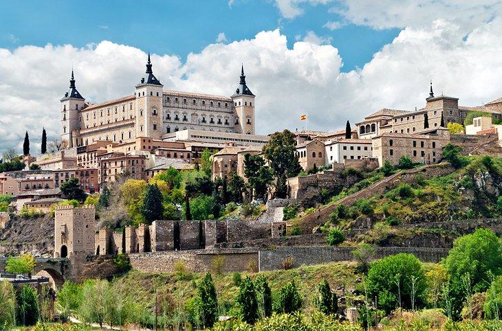 شهر قدیمی تولدو (Toledo's Old City)