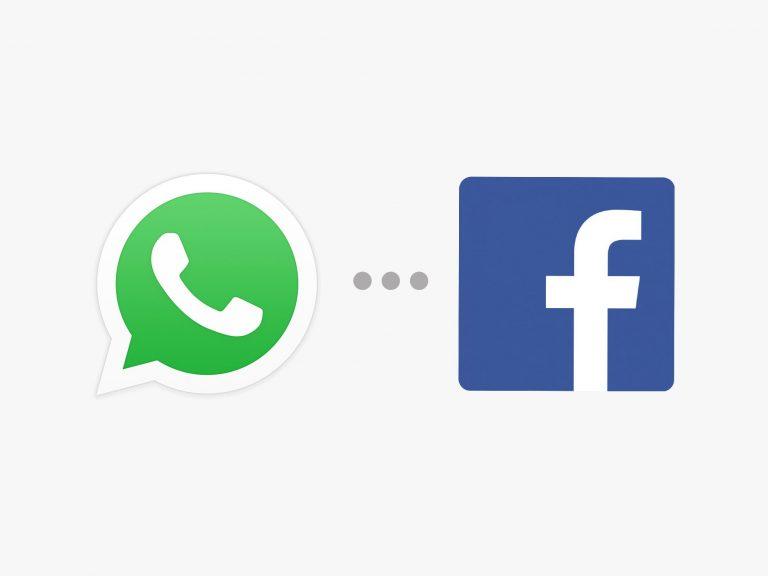 فیسبوک واتساپ