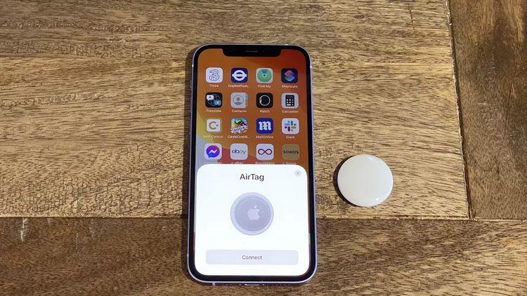 نحوهی استفاده از ایرتگ اپل