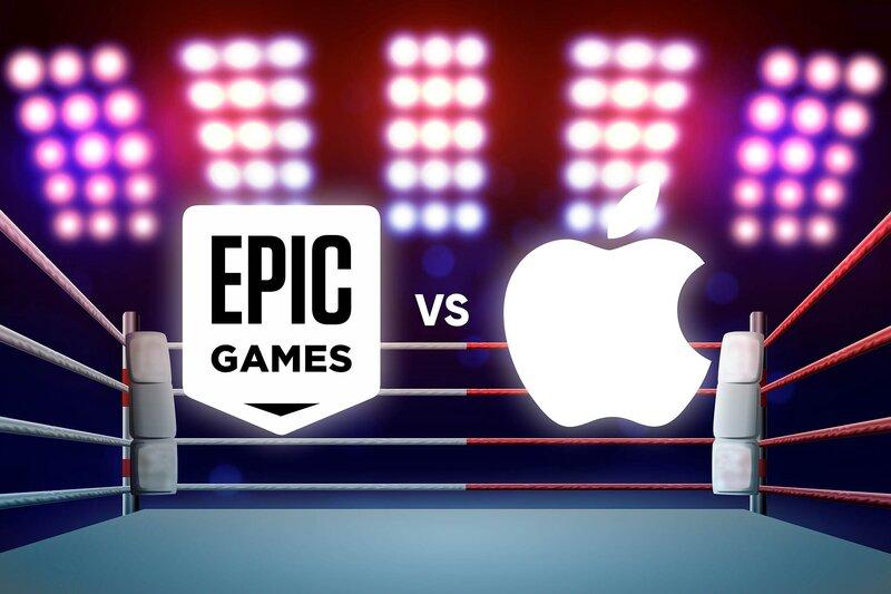 اپیک vs اپل