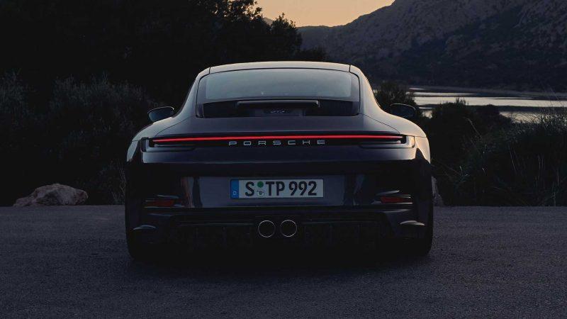 پورشه 911 GT3 تورینگ
