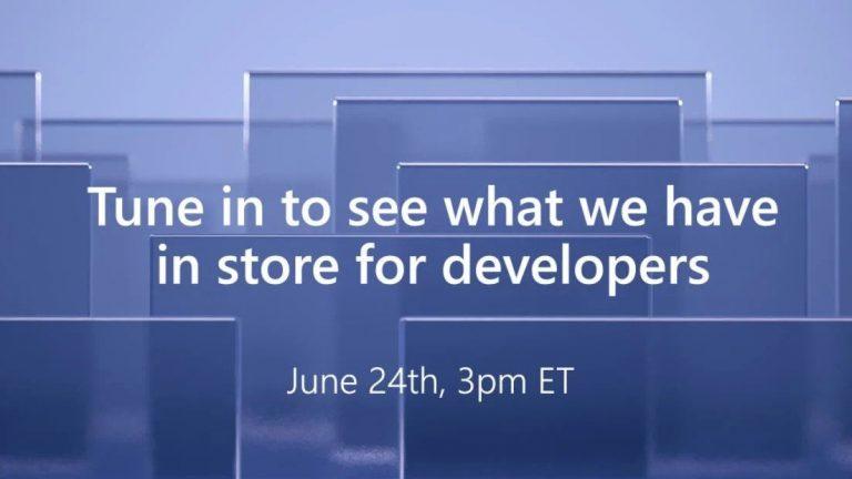 رویداد توسعه دهندگان ویندوز