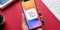 آی او اس ۱۵ - iOS 15