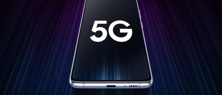 نسل پنجم گوشی های هوشمند - 5G