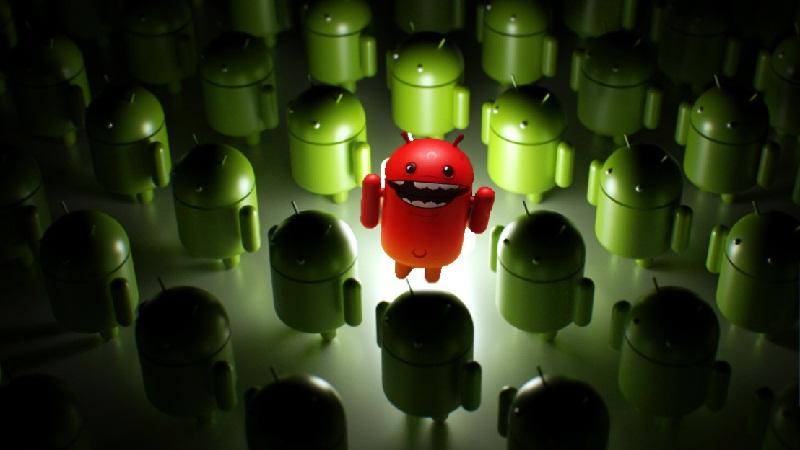 حذف بدافزار از روی گوشی