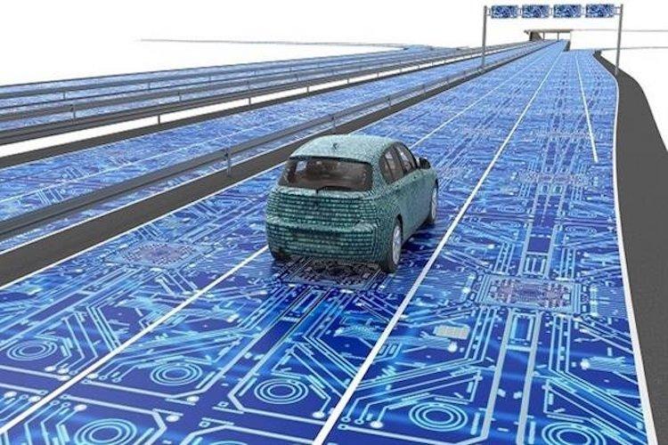 خودروی الکترونیک