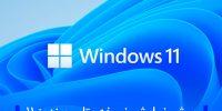 پیش نمایش نسخه بتای ویندوز ۱۱
