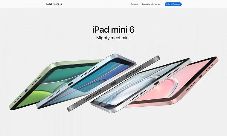 اپل آیپد مینی ۶
