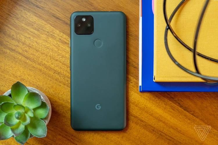 بررسی گوشی گوگل پیکسل A5