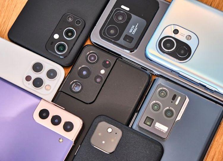 گوشی های هوشمند ۲۰۲۱