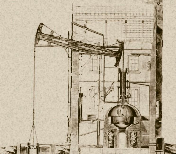 موتور استیم - یک نوآوری و اختراع