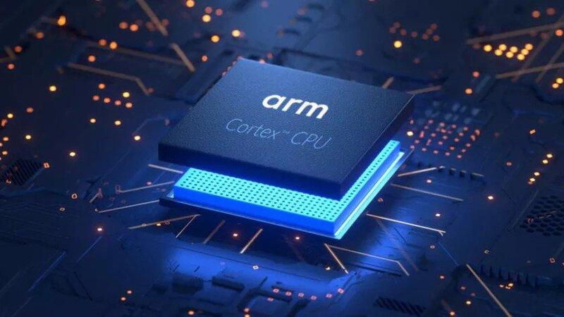 پردازنده Arm Cortex