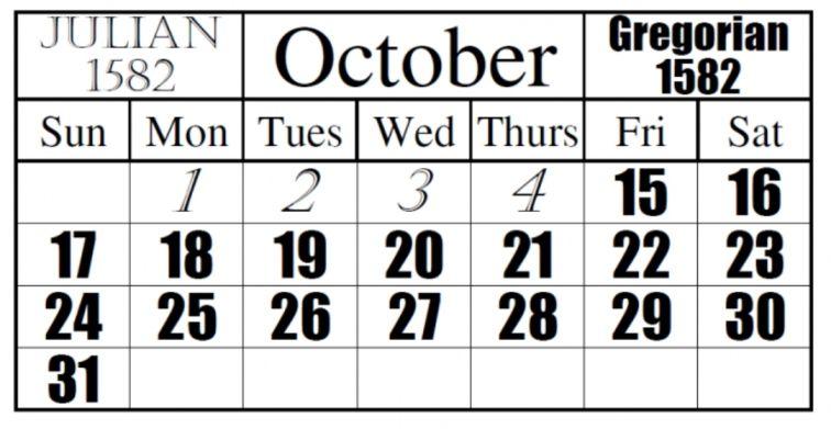 تقویم اولیه
