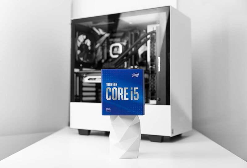 اینتل Core i5-10400F