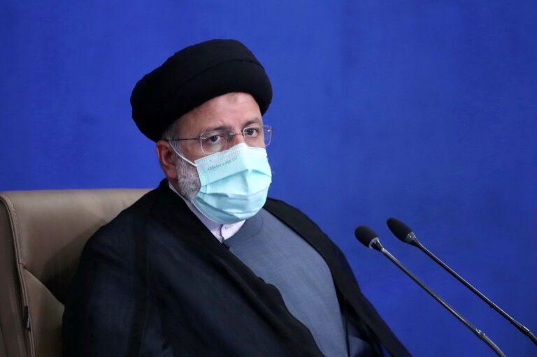سید ابراهیم رئیسی رئيس جمهور ایران