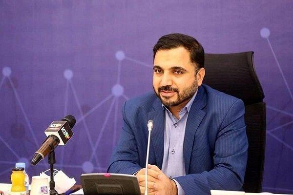 وزیر ارتباطات ایران زارع پور