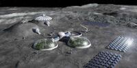 تبدیل خاک ماه به اب و اکسیژن