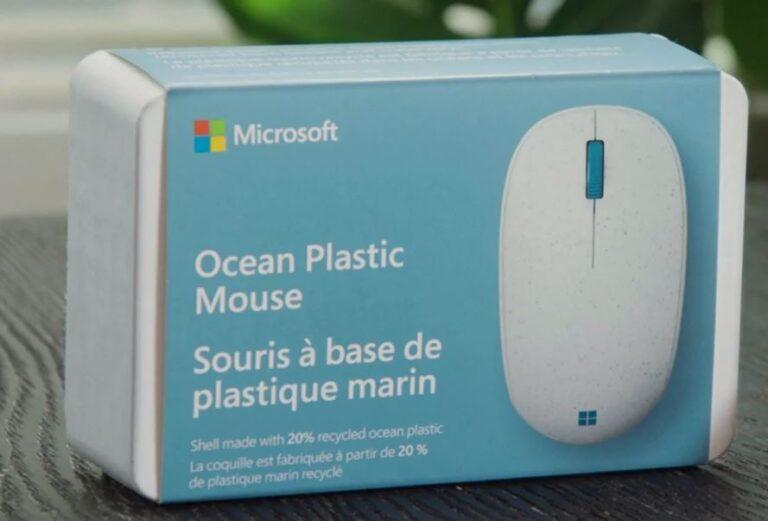 موس اوشن پلاستیک مایکروسافت