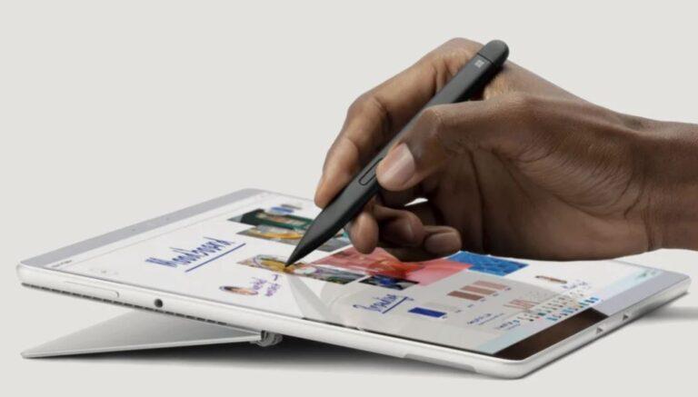 مایکروسافت سرفیس اسلیم پن ۲؛ قلم جدید مایکروسافت