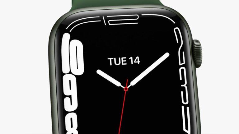 ساعت اپل واچ ۷