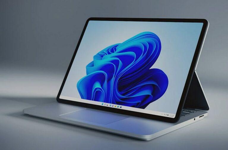 مایکرسافت سرفیس لپ تاپ استودیو
