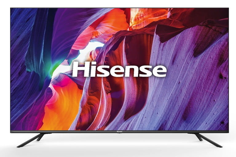 تلویزیون ۵۰ اینچ هایسنس مدل H8G کوانتوم