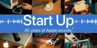 ویدیو ۴۵ سال صدای محصولات اپل