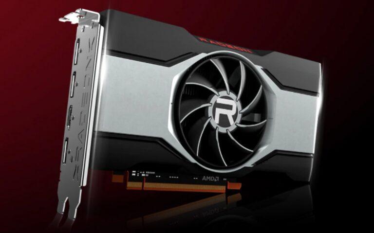 کارت گرافیکی Radeon RX 6600
