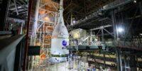 راکت اسپیس لانچ سیستم ناسا