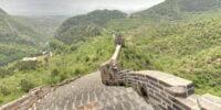 تور مجازی گوگل - دیوار بزرگ چین